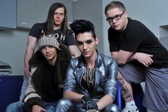 Tokio Hotel et le Japon