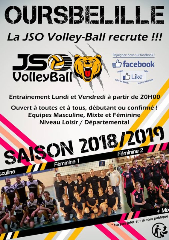 JSO Volley