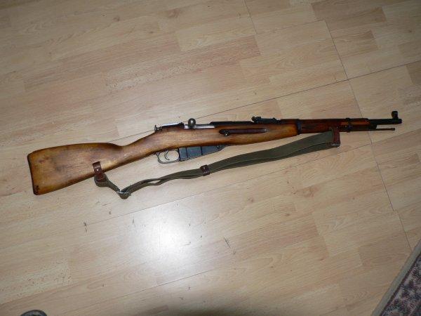 Custo à venir...Fusil à verrou type WWII