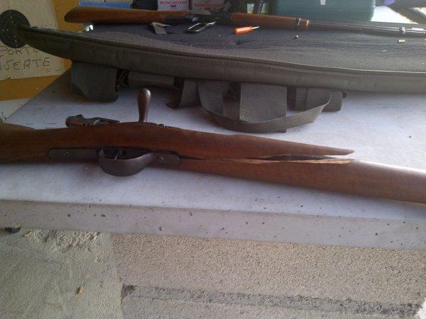 Une après-midi au stand de tir...
