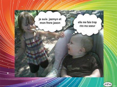 Jaxon Bieber et Jazmyn Bieber