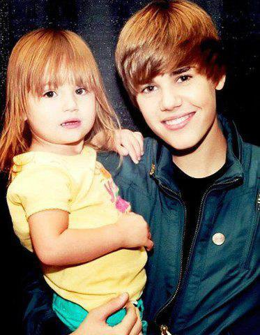 ♥ Selena , jaxon , justin and jazzy ♥