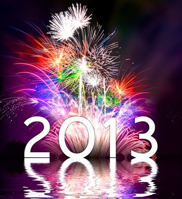 ♥ Bonne année 2013 ♥