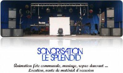 Sonorisation Le Splendid