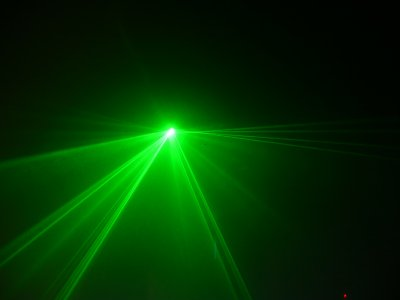 Les show lasers
