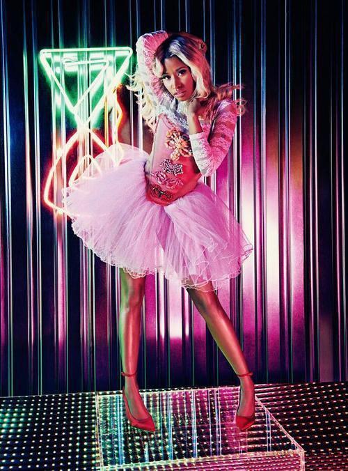 Nicki Minaj à la une de Teen Vogue