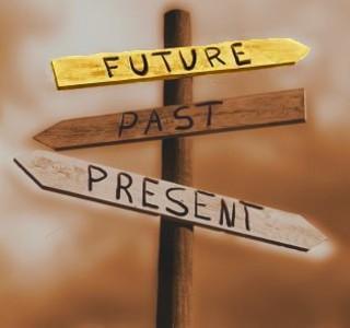 Celui qui vie avec son passé n'a pas d'avenir