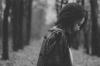 l'absence d'un amour fait naître la présence d'une douleur