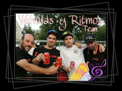 Válvulas y Ritmos Team 01-11-14