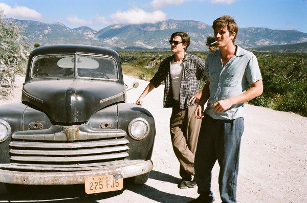 """Garrett Hedlund bientôt dans le film """"On  the road"""" (sur la route)"""