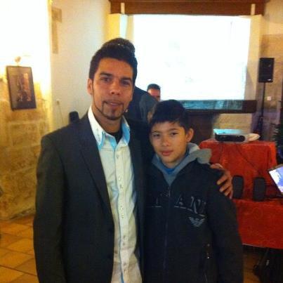 moi et mon cousin jimy