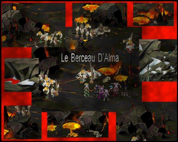 Frigost III.3.3 - Les Monstres & Donjons - L'Epave du Grolandais Violent & Le Berceau d'Alma