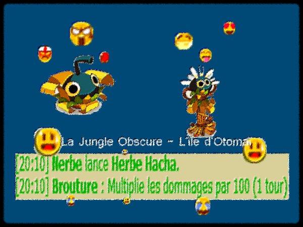 Petit bug dans la Jungle Sombre
