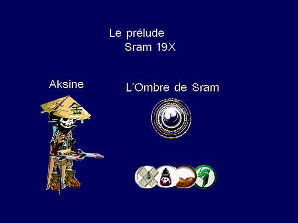 Aksine - Le Prélude