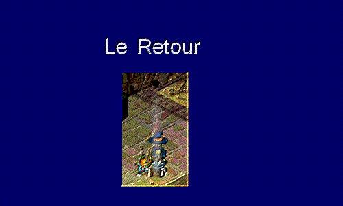 Retour de Vacances (2)