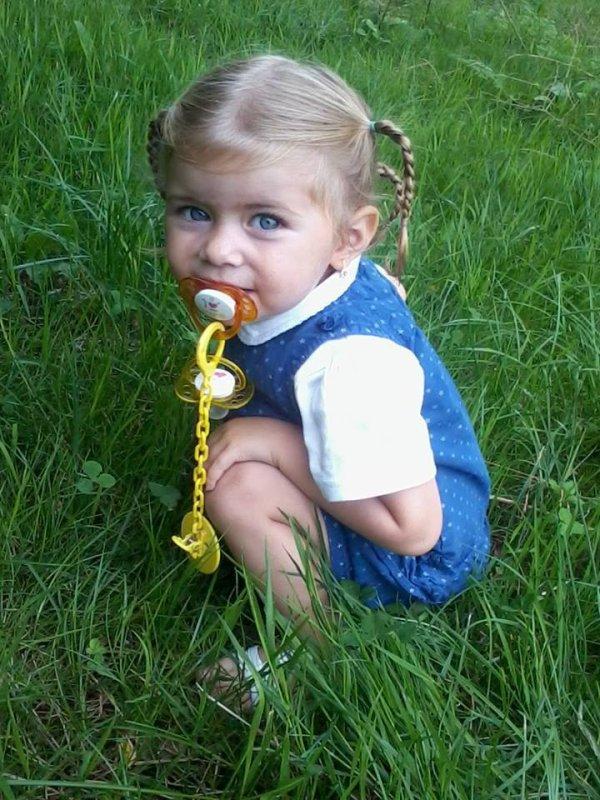 Ma fille ♥