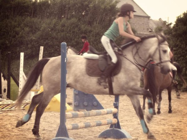 Jumping avec toi ♥