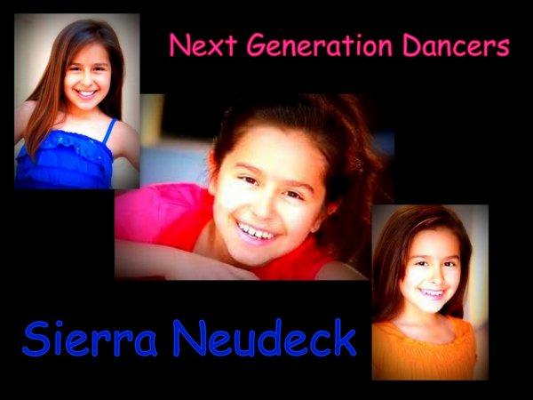 Sierra Neudeck ♥
