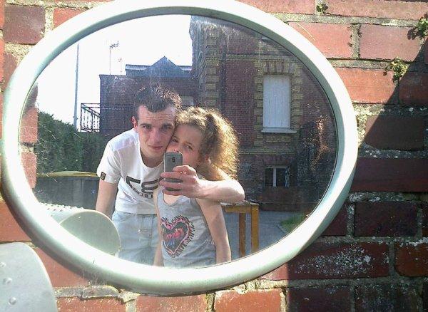 la soeur et moi :p
