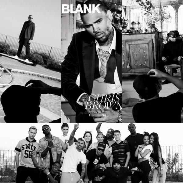 Chris For Blank Magazine [23/07/13]