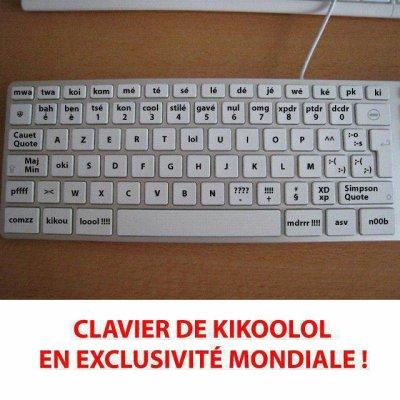 Clavier personnalisé !