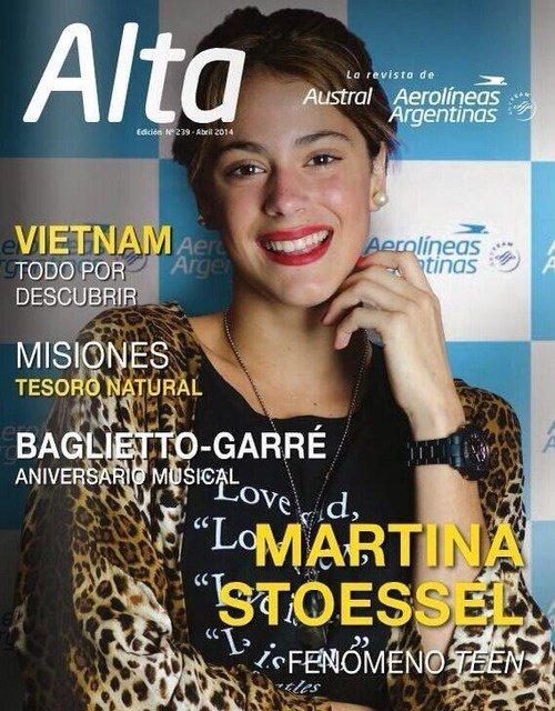 le New alta sortit en argentine