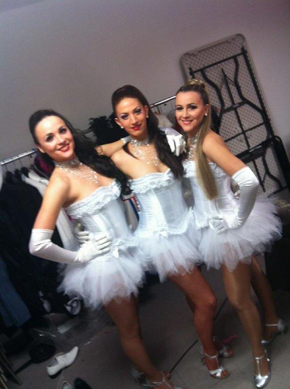 Les Crazy Dolls !