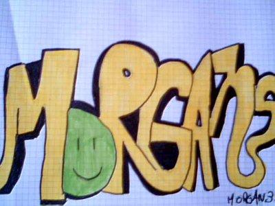 morg4n3 simpl3 !