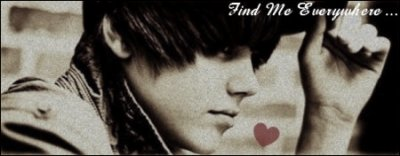 Prévenus :: Find Me Everywhere ♥