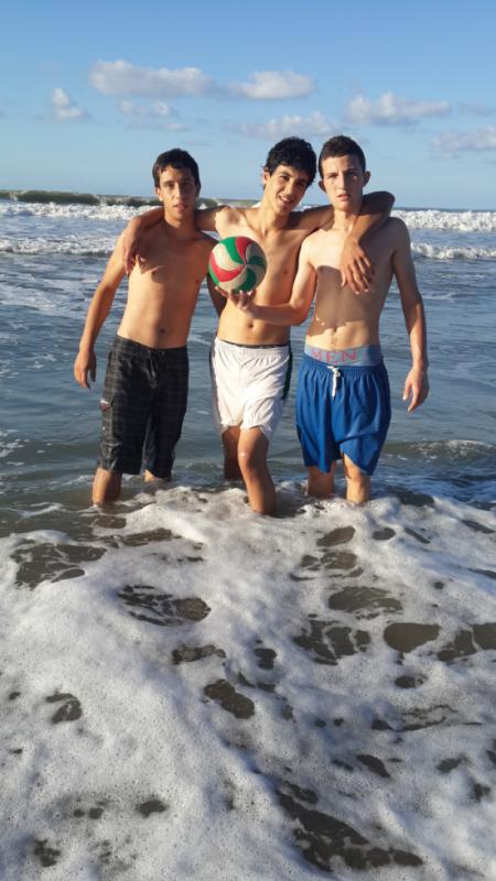 les trois meilleur amis