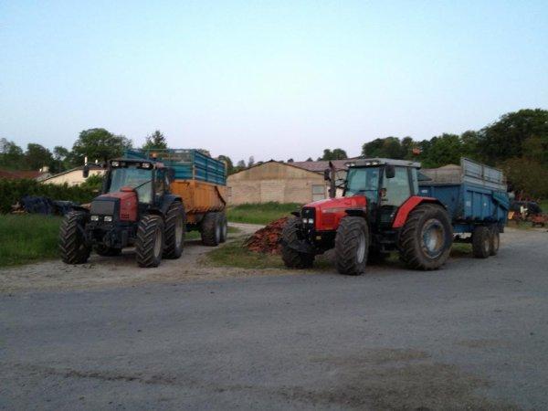 Ensilage herbe secteur Charmes 88
