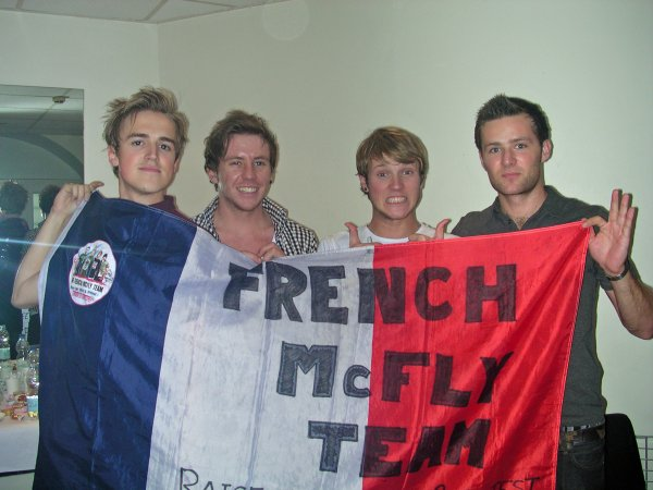 French McFLY Team !!!!