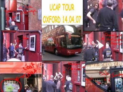 UCAP TOUR 2007 A OXFORD... M.A.G.N.I.F.I.Q.U.E !!!!