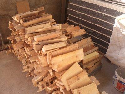 Et une bonne ster de bois pour avoir chaud à ....