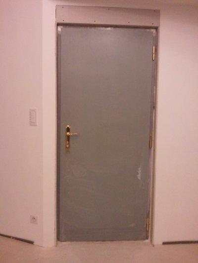 Portes d'entrées POSEES