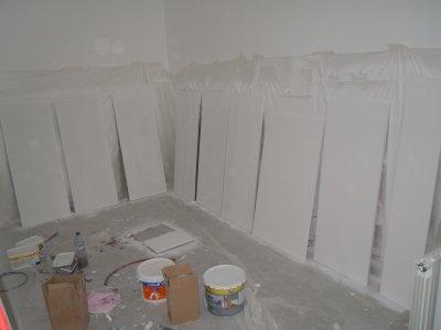 Labo de peinture