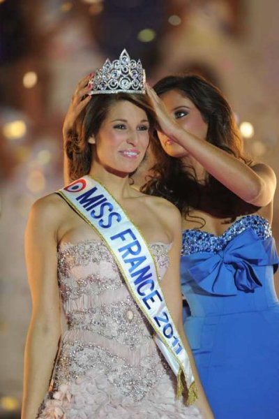 MISS BRETAGNE ELUE MISS FRANCE