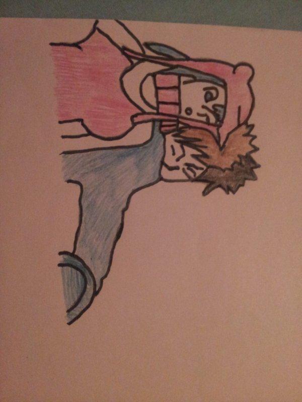 Un dessin comme sa ^^