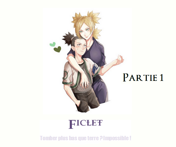 ♛--Tomber plus bas que terre ? Impossible !-- ♛♛--Ficlet-- ♛