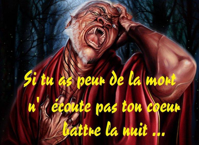 Merci Jean Douce Morsure...