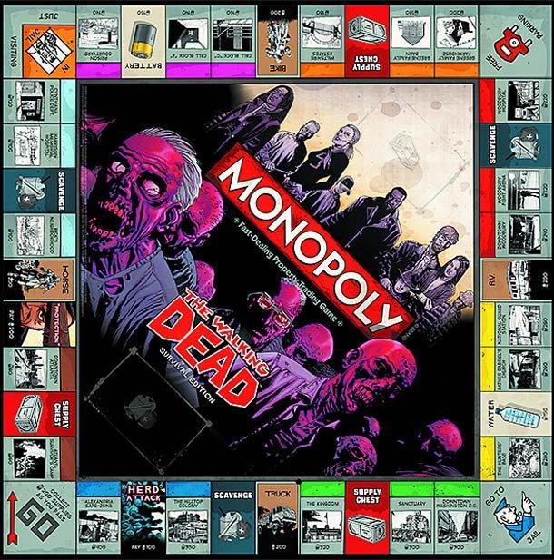 walkind dead version monopoly hi hi