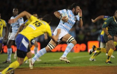 Racing - Clermont 28-17