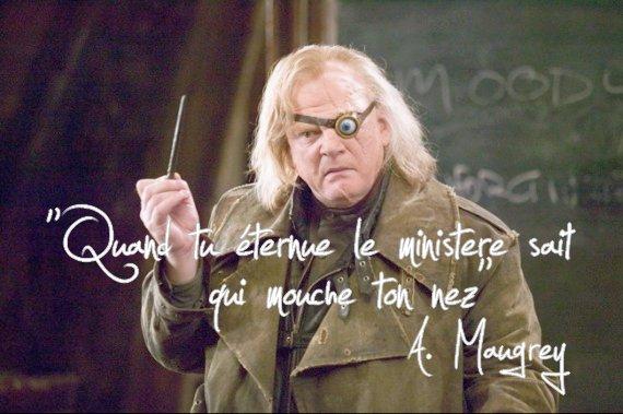 Citation - Harry Potter & les reliques de la mort partie I