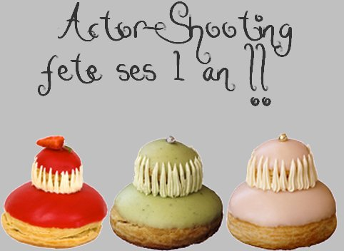 Actor-shootig