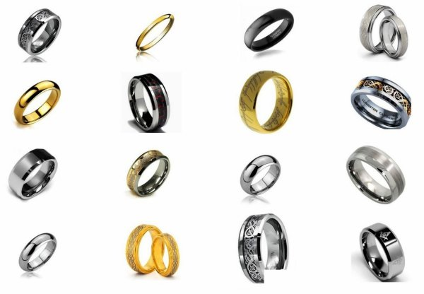 bague bijou La signification de chaque doigt de la bague