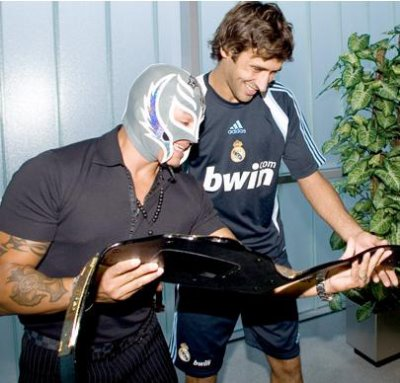 Raul and Rey Mysterio - was9300