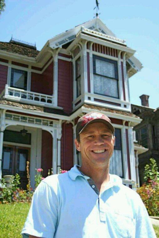 Brian Krause la série Charmed