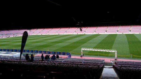 la stade Barcelone !