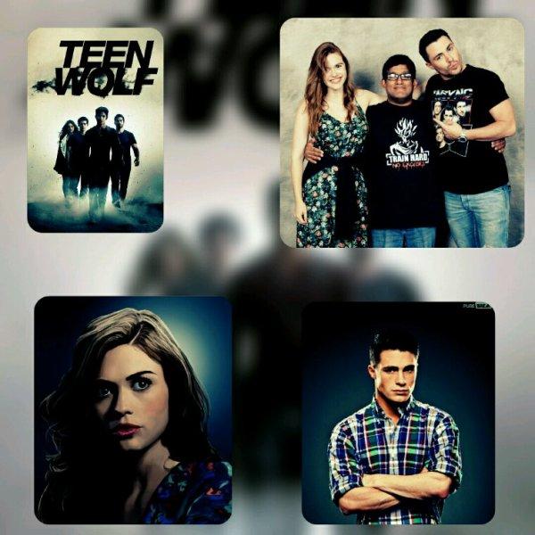 La série Teen Wolf