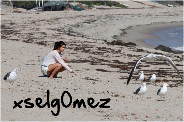 24 Septembre 2011 | Sorties de Selena